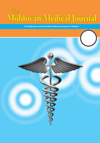 medical journal cover