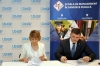 Acord de colaborare în domeniul sănătății publice