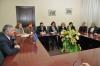 Delegaţie din Estonia 10.10.13