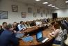 """Studenți din Cernăuți la USMF """"Nicolae Testemițanu"""""""